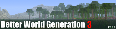 [1.3.1] Better World Generation 3