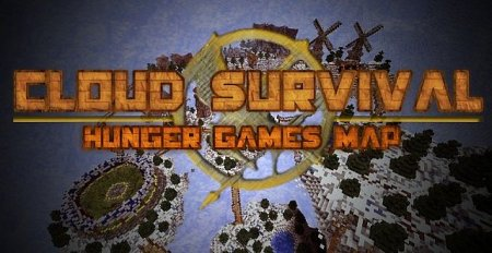 Карта Cloud Survival (A Hunger Games Map)